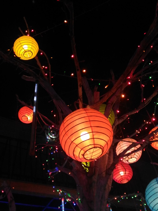 lampion batu night spectacular