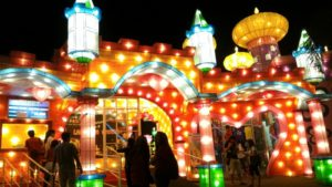 lampion garden batu night spectacular