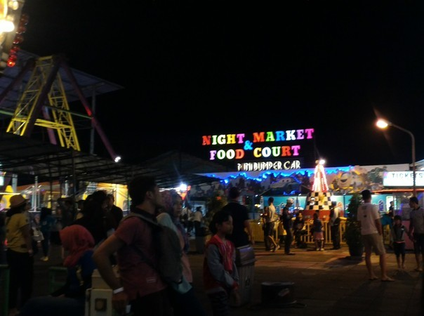 night market batu night spectacular