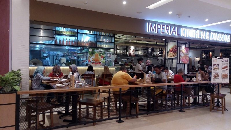 imperial kitchen and dimsum transmart tegal