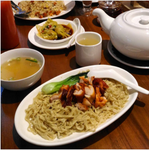Imperial Kitchen and Dimsum : Nikmati Sajian Chinese Food Harga Hemat