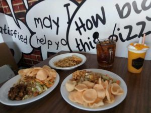 menu eat boss cafe tegal