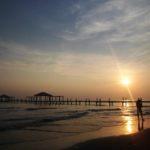 Memburu Sunrise di Pantai Alam Indah(PAI) Tegal