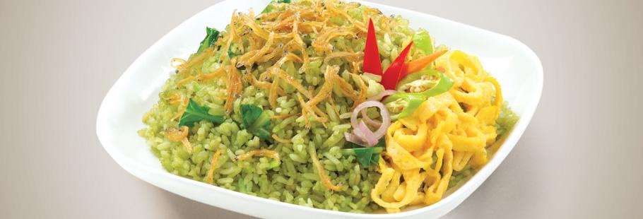 Panduan Untuk Membuat Nasi Goreng Spesial Hijau Sederhana