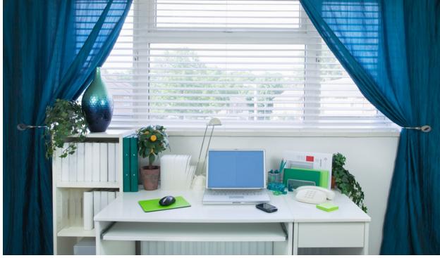 6 Tips Membuat Home Office Anda Lebih Produktif