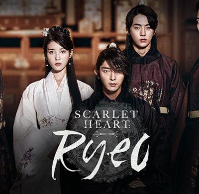 Scarlet Heart Ryeo : Drama Korea Terbaper Tahun 2016