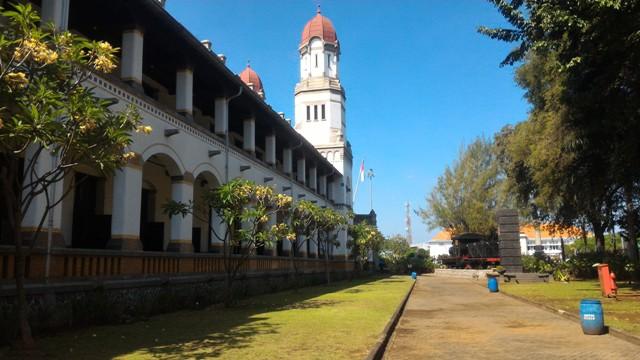 Itinerary One Day Trip Wisata ke Semarang