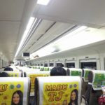 [Train Tour] Kereta Api New Kaligung Tujuan Stasiun Semarang Poncol