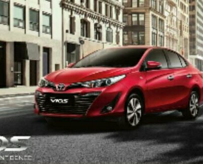 Beginilah Spesifikasi Mobil Toyota New Vios