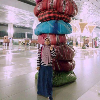 Serunya Ngejar Jadwal Keberangkatan Pesawat ke Jepang di Bandara Soekarno Hatta