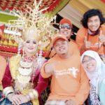 Keindahan Motif Belah Ketupat Dalam Acara Begawi Adat Lampung Pesisir (Saibatin)