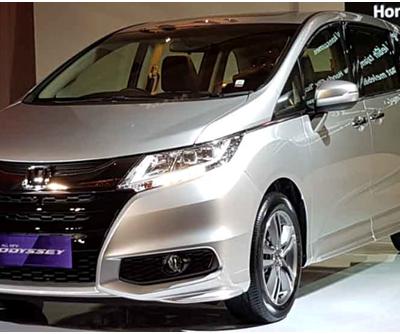 Tampilan Revolusioner Honda Odyssey