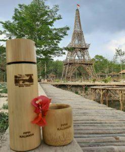 Tumbler bambu