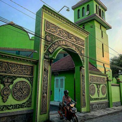 Melestarikan Cagar Budaya Indonesia : Sebuah Warisan Sejarah dan Budaya Bangsa Peninggalan Tempo Dulu